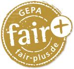 Gepa fair+ logo