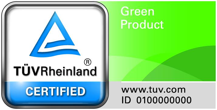 TÜV Rheinland Green Product Mark (Laptops) logo