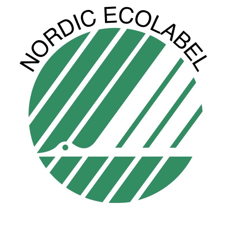 Nordic Ecolabel - Leder logo