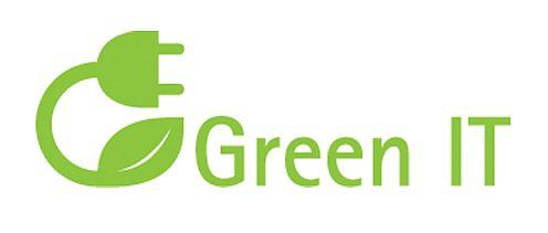 Fujitsu - Green IT logo