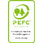 Programme for the Endorsement of Forest Certification (PEFC) logo